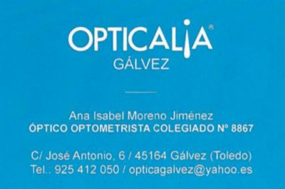 Opticalia Gálvez