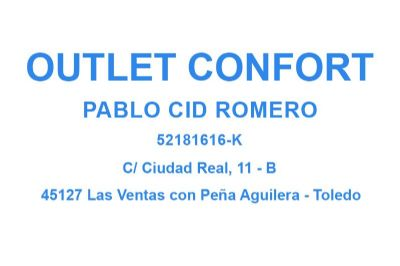 Outlet Confort